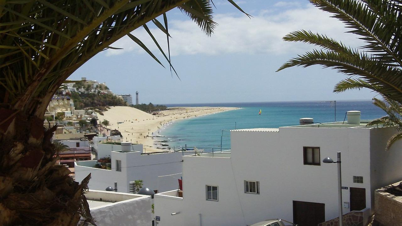 Flytta Till Fuerteventura
