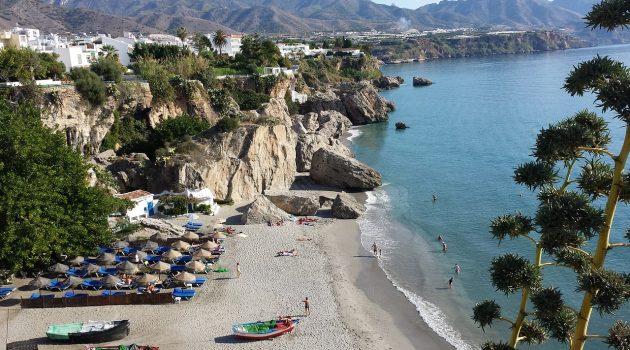 Dödskjutning i Marbella, brutalt mord av kvinna och narkotikatillslag i Nerja
